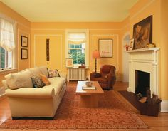 Interior House Paint Painting Design Living Room