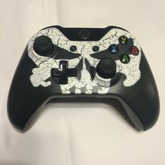 A personal favorite from my Etsy shop https://www.etsy.com/listing/234017718/xbox-one-made-to-order-hand-painted