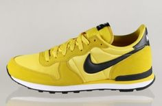 Nike Internationalist – Tour Yellow / Black