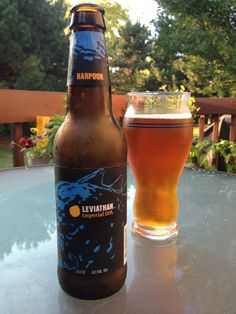 581. Harpoon Brewery - Leviathan Series Imperial IPA