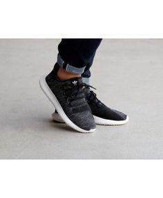 60b86a93be6c3a Adidas Mens Tubular Shadow Knit Core Black Shoes Adidas Tubular Mens