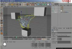 C4d Tutorial Dynamic SpiderWeb Part 2 on Vimeo