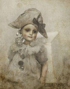 Gala Smaga: Маленький лицедей