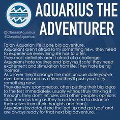 #ClassicAquarius Always ready for the next Adventure! #LivingLifeToTheFullest