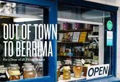 broadsheet // weekend guide to berrima Sydney, Travel Destinations, Things To Do, Places To Visit, Road Trip Destinations, Things To Make, Destinations