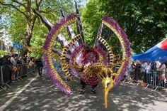 Luton International Carnival 2014