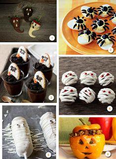 Halloween food ideas Image