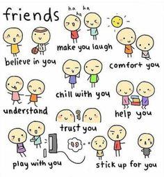 Friends......