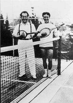 Charles Chaplin and Sergei Eisenstein
