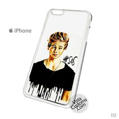 five seconds of summer cartoon art Luke Hemmings Singing Phone Case For Apple, iphone 4, 4S, 5, 5S, 5C, 6, 6 +, iPod, 4 / 5, iPad 3 / 4 / 5, Samsung, Galaxy, S3, S4, S5, S6, Note, HTC, HTC One, HTC One X, BlackBerry, Z63