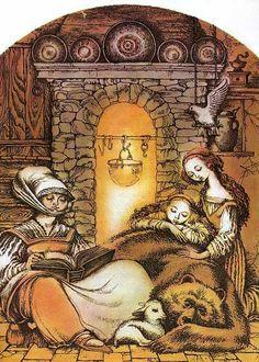 Katerina K. Shtanko - Snow White and Rose Red