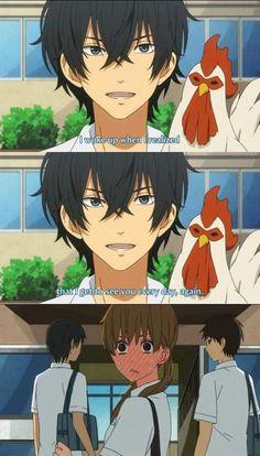 I love Haru!!!!!!~ <3