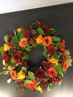 My Flower, Flowers, Floral Wreath, Wreaths, Home Decor, Floral Crown, Decoration Home, Door Wreaths, Room Decor