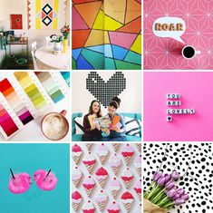 75 COLOURFUL INSTAGRAM ACCOUNTS THAT YOU NEED TO FOLLOW RIGHT NOW! | Bespoke-Bride: Wedding Blog Instagram Creator, Free Instagram, Instagram Feed, Instagram Posts, Best Flowers Images, Flower Images, Pink Rose Pictures, Photography Templates, Instagram Design