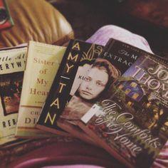 Books, books and more books!!! ❤️❤️❤️