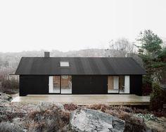 Johannes Norlander Arkitektur AB: House Morran - Thisispaper Magazine