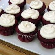 Red Velvet Cupcakes Recipe - Laura in the Kitchen - Internet Cooking Show Starring Laura Vitale