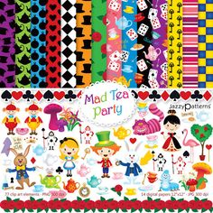 Hey, I found this really awesome Etsy listing at http://www.etsy.com/listing/156272122/alice-in-wonderland-clipart-and-digital