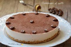Cheesecake al caffè - Vorrei diventare una brava cuoca....