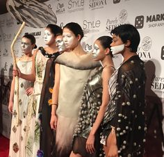 Patricia Michaels Brings Her Native, High-Energy Fashion Show to New York