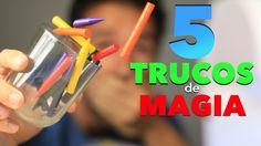 5 Trucos de Magia para Niños Muy Fácil de Hacer Magia en Casa - YouTube Magic Tricks For Kids, Backyard Carnival, Carnival Games For Kids, School Frame, Diy Halloween Games, Card Tricks, Magic Shop, School Parties, Youtube