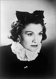 Coco Chanel glamour photograph.  Around the age of 20, Chanel became involved with Etienne Balsan who offered to help her start a millinery business in Paris. Later, wealthy Boy Capel, with the assistance of Balsan were instrumental in Chanel's first fashion venture.