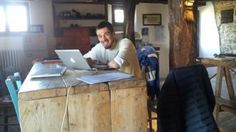 Tribewanted Co-founder Filippo talks to Italy's La Stampa about a new way of live at Tribewanted Monestevole