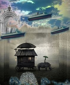 Voyage created with Bazaart by Akira Hashiguchi