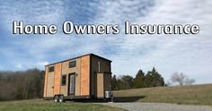 We now have insurance available https://transcendtinyhomes.com/pages/insuring-your-transcend-tiny-home #tinyhouse