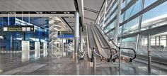 DUBLIN AIRPORT TERMINAL 2 BY PASCALL+WATSON ARCHITECTS