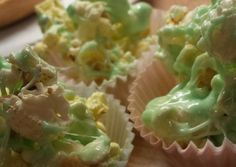 Popcorn Peeps Recipe -  Very Delicious. You must try this recipe!