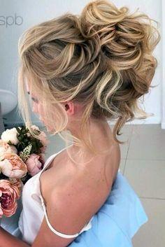 Elegant Wedding Hairstyles for Long Hair ★ See more: http://glaminati.com/wedding-hairstyles-for-long-hair/