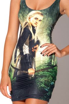 Legolas Dress - LIMITED I SO WANT ONE :)