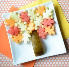 Kix Food Art Leaf Tree 1