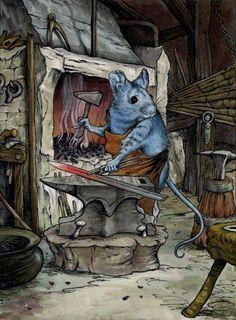 blacksmith ass California