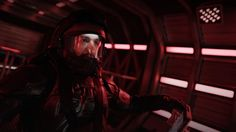 Sneek peek on The Expanse Season 2 ruling here with Cas Anvar as Alex Kamal seen to be found on some kind of space ship.