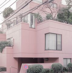 Pink & Green, Meguro, Toyko | © Jan Vranovský, 2016
