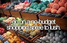 Ahhh please... I'd love to have a whole closet full of products that I can pamper myself with