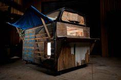 Mini-Casas para la gente que vive en la calle   La Bioguía