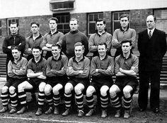 Wolverhampton Wanderers 1950