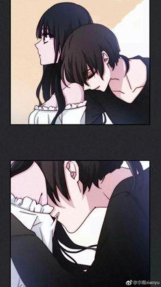 😏Oh boi slow down a bit Anime Couples Drawings, Anime Couples Manga, Cute Anime Couples, Anime Love Couple, Manga Couple, Couple Art, Anime Cupples, Kawaii Anime, Manga Drawing