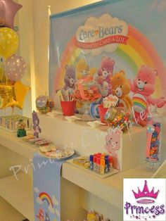 Care Bears Birthday Party Ideas | Photo 1 of 9