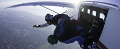 How Weight Loss is Like A Skydive