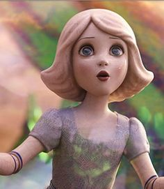 China Doll! From Oz the Great and Powerful! FAVORITE CHARACTER IN THE MOVIE