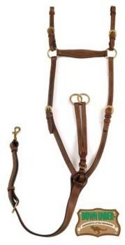 Down Under Kimberly Australian Breastplate Brown by Down Under Saddle Supply. $34.19. Designed to keep saddle from slipping back while still allowing your horse full freedom of movement. 5-way adjustable horse size for a perfect fit. Solid brass hardware.