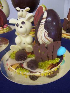 agnellino in cioccolato bianco Pasqua Omar Busi