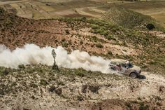 MINI ALL4 Racing #209 - X-Raid Team Aragon, Racing, Mini, Running, Lace