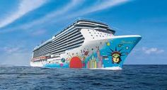 The Norwegian Breakaway A Giant Cruise Ship For An Unforgettable - Cruises departing from ny