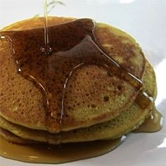 """Best Buckwheat Pancakes   """"These are delicious buckwheat pancakes that taste great with some butter and syrup or jam."""""""