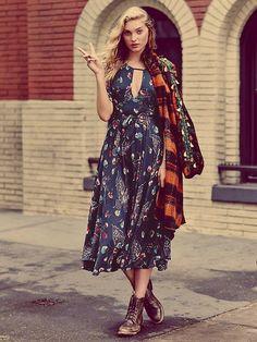 Vestido, sempre ...